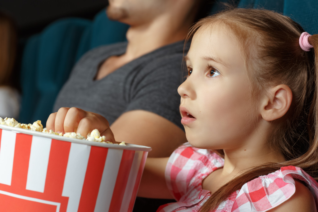 Why I'm Willing To Pay Movie Theater Concession Stand Prices, and What My Daughter Has To Say About It
