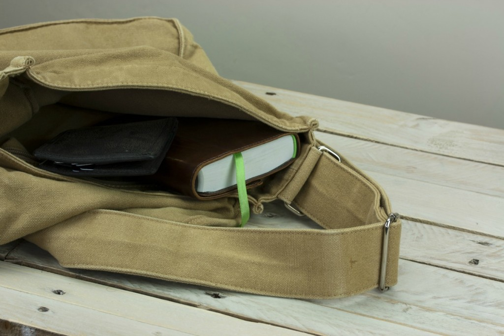 What The Contents Of My Purse Taught Me About My Life