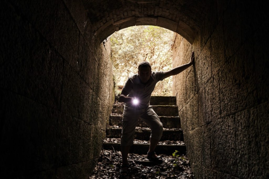 Why It's Better To Do Some Things In The Dark